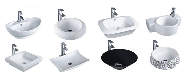 DOMO ceramic wash basin designs