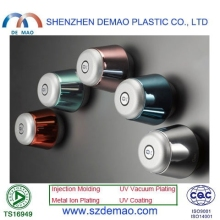plastic wire drawing & PVD vaccum plating & UV coating services