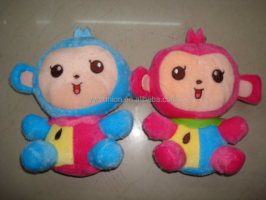 plush monkey names / plush monkey / talking and walking and talking monkey plush toy