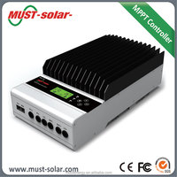 Factory Price MPPT 60A Solar Charge Controller for 12v/24v/36v/48v Battery System
