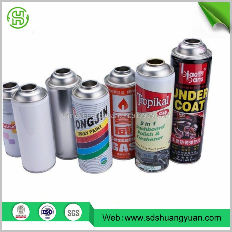 spray paint aerosol tin can good quality empty tinplate spray cans. Black Bedroom Furniture Sets. Home Design Ideas
