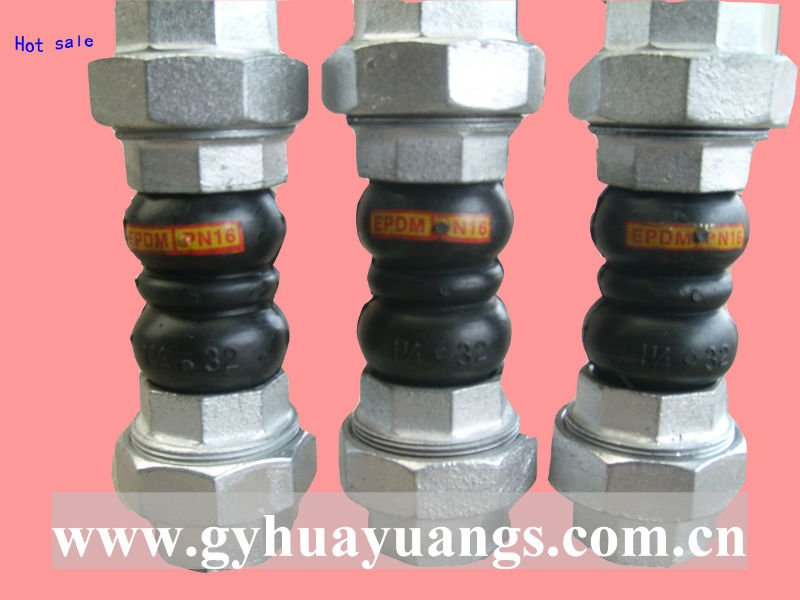 best seller rubber joint with union