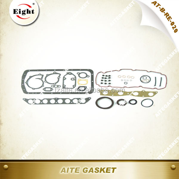 <OEM Quality>Aite Gasket Full Set Of Gasket For 7701472955 CLIO D7F Engine