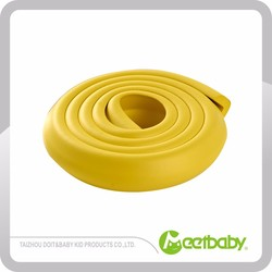 Soft And Durable Baby Safety plastic corners