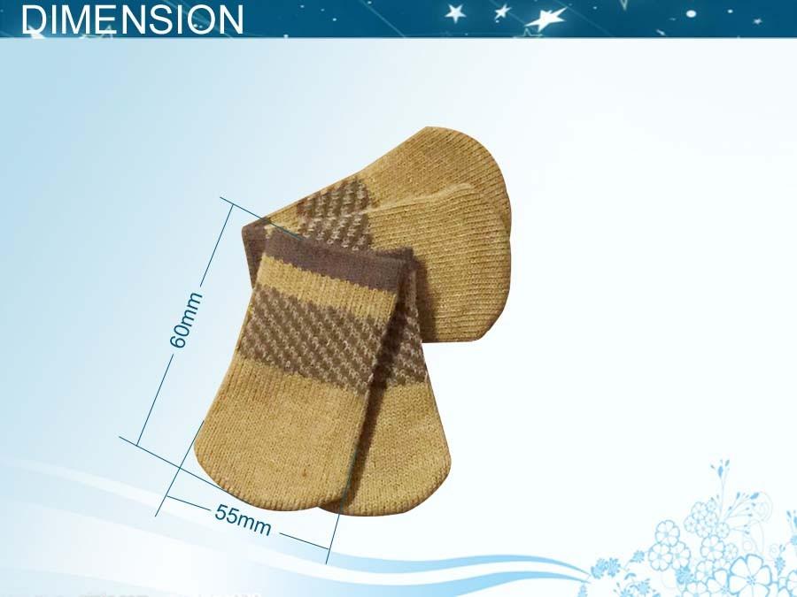 Chair Leg Thick Knit Socks - Buy Thick Knit Socks,Chair Socks,Chair Leg Cover...