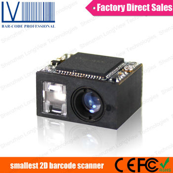 LV3080barcode scanner generator for QR code Data code PDF417 and other symbologies