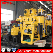 In many styles portable earth augers for drilling rig