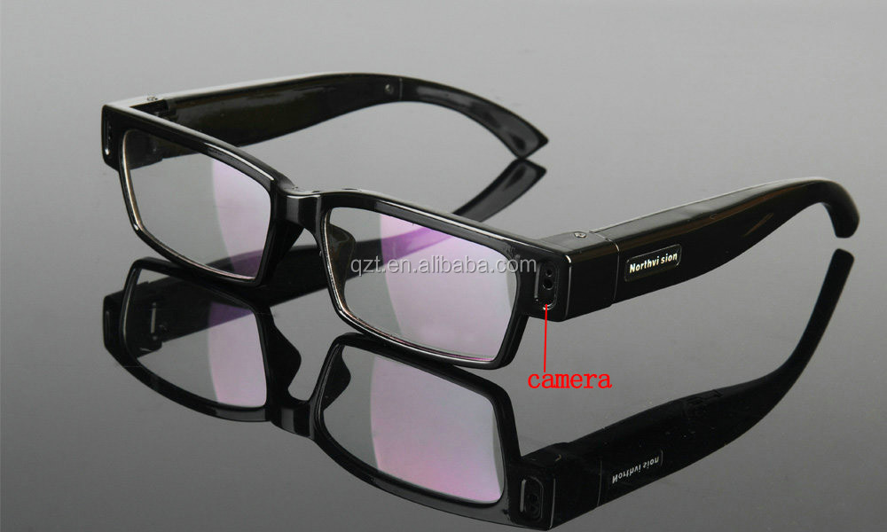 HD 720P hd Camera Glasses 30fps 1280*720 Camera Eyewear safety glasses with camera