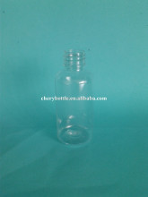 60ml round boston pet bottle