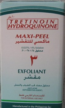Maxi-Peel Skin Care Product
