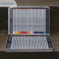 Drwing colored pencil,Marco Brand,artist 72 color pencil set.