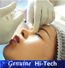 GMP factory new product high grade injectable cross linked Hyaluronic acid nose job filler,HA gel