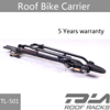 UNIVERSAL CAR ROOF UPRIGHT BICYCLE BIKE RACK CYCLE CARRIER FOR CAMPING BRAND NEW