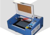 CE certificated cheap wood laser engraving machine 2030 40w for diy purpose