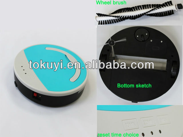 robotic vacuum cleaners mop function smart two side brushed voice function