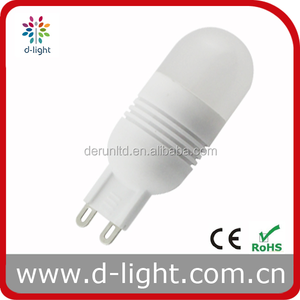 G9 2.5W Replacement 25W Ceramic180 Degree Small LED LAMP
