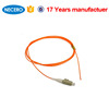 Compatible Fiber LC/UPC 12 color code optic electrical pigtails