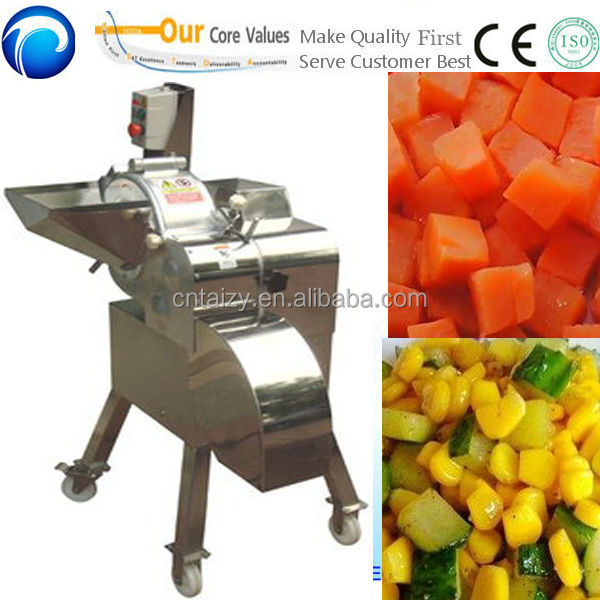 2014 China New Large-scale fruit and vegetable dicing machine