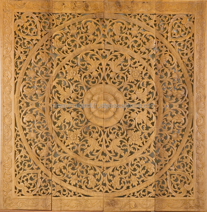 Carved wood panels buy wooden panel hand