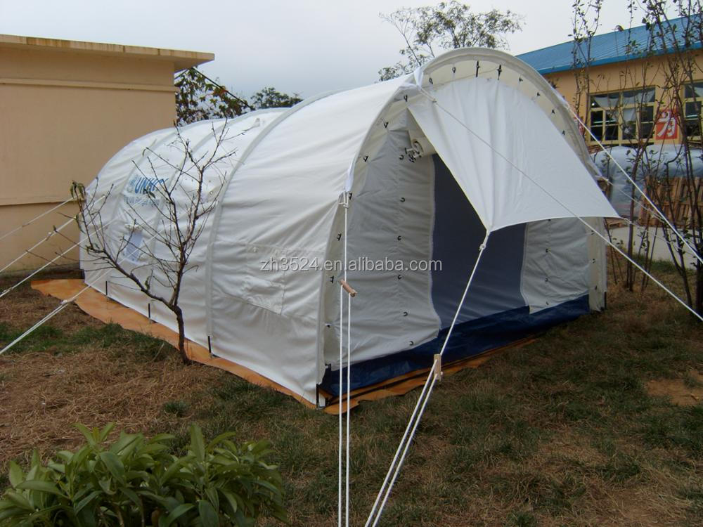 tunnel type round family tent export