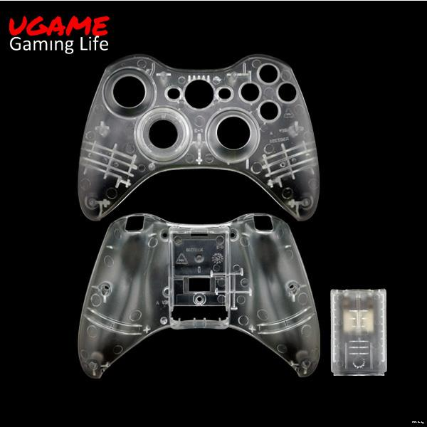 wholesale for xbox360 wireless controller shell/button kit in stock