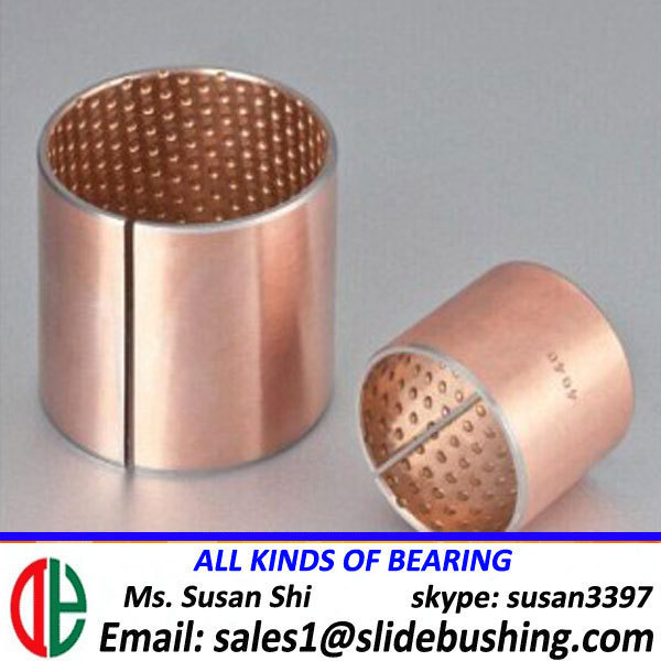 Hot wholesale JF800 bimetal bearings UF850 / rod arm bushing / starter motor bushings 34x30x20 32x36x25 35x39x30 38x42x26 Bush