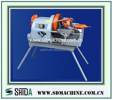 Heavy Duty 4 Inches Pipe Threading Cutting Machine