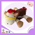 2013 new style plush candy horse bag
