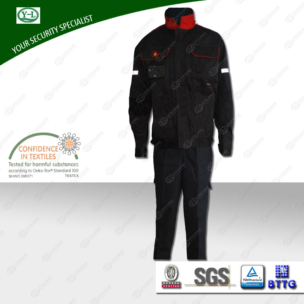Petrochemical industry,natural gas,oil field protection machinery flame retardant uniform