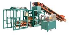 made in germany products qt4-20 used concrete hollow block making machine for sale in Mongolia