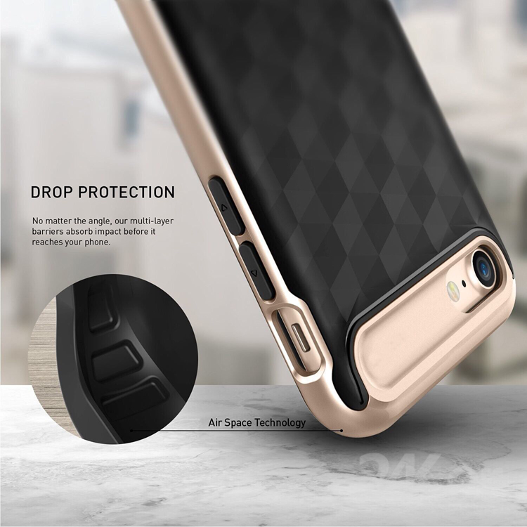 For iphone case, 2 IN 1 3d design mobile phone case for iphone 6 plus, for iphone 6s plus case