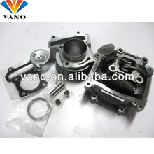 80cc Chinese scooter 2 stroke big bore gy6 cylinder head kit