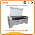 1610 100w cnc co2 metal and non-metal laser cutting machine 500w