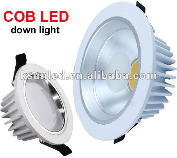 recessed 10W led cabinet downlight