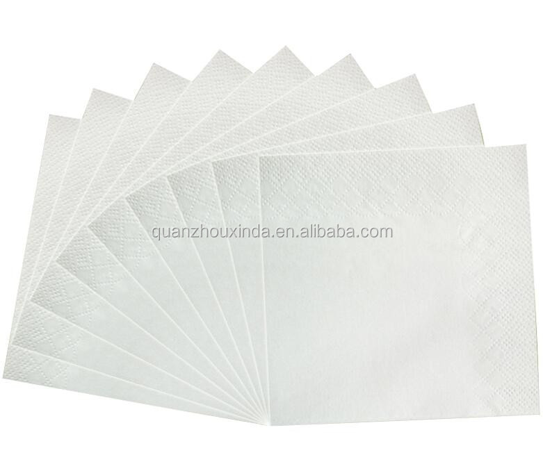 Soft tissue napkin airlaid paper making machine