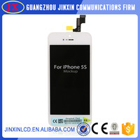 Mobile phone touch display digitizer for iphone 5s lcd screen replacement