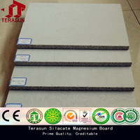 Upgraded CE standards lightweight waterproof fiber cement board price competitive