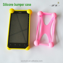 Universal design your own silicone phone case