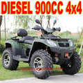 900cc Diesel Side by Side ATV 4x4