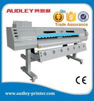 1.8m eco solvent printer with one or two DX5 head ( buy machine send ink in July 2015)