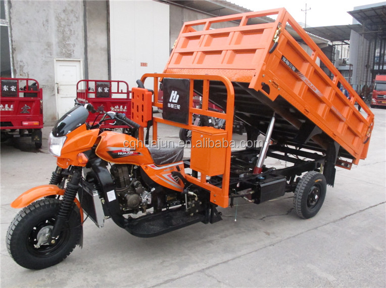 200CC 3 wheel scooters china/motorcycle truck 3-wheel tricycle/3 wheel trimoto with hydraulic lifter