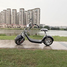 Chinese motorcycle electric scooter 1200w big halley scooter hoverboard fat tire