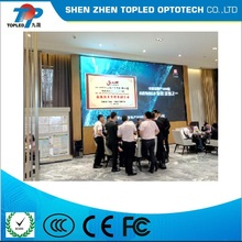 P10 indoor full color LED display China supplier for advertising