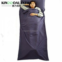 Wholesale Traveling Solid Color Adults 100% Silk Sleeping Bag