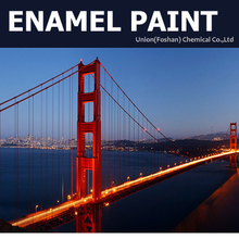 Alkyd Enamel paint Anti Corrosive Coating Paint For Steel