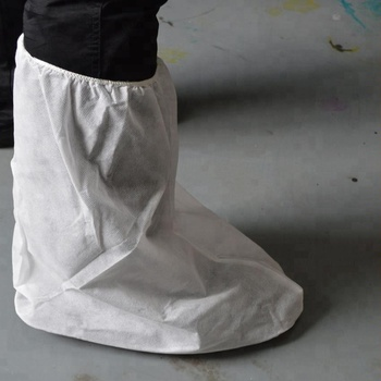 safety shoes cover/boot cover for visitors