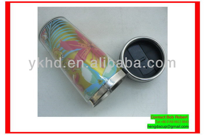 Design custom 3d child plastic sport bottle