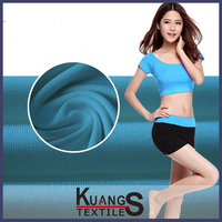 95% cotton 5% spandex knitted fabric