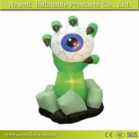 Hot selling halloween inflatable eyeball With Good Price