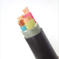 0.6/1kv 3x16mm Copper Conductor XlPE insluated PVC sheath Power Cable